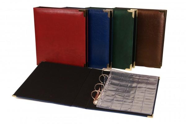 Альбомы с листами для монет (листы с клапанами)